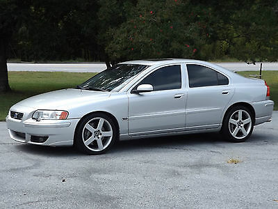 2005 Volvo S60 IPD TURBO AND INTERCOOLER LOCAL TRADE 375 HP WOW! IPD TURBO AND INTERCOOLER LOCAL TRADE 375 HP MECHANIC OWNED LIKE 2006 S60R WOW!