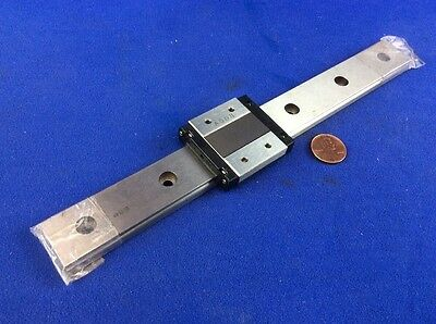 Thk Rsr12Wvm Linear Motion Block/rail Assembly 4L06
