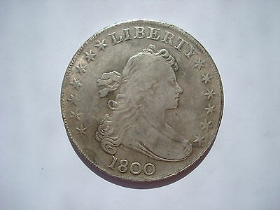 USA Draped Bust Dollar 1800 United States