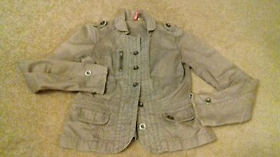 GIRLS SUMMER JACKET - AGE 13 YRS - H&m (DIVIDED)