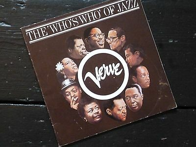 Verve's Who's Who Of Jazz