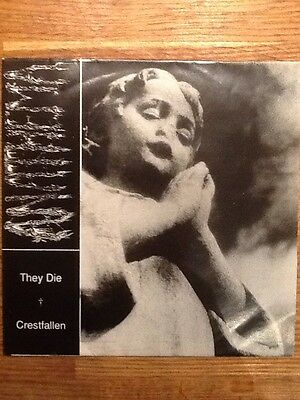 "Anathema They Die 7"" Vinyl"