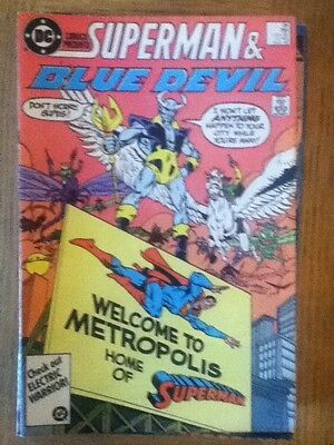 DC Comics Presents issue 96 from August 1986 - postal discounts apply