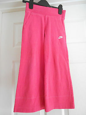 Girls, Pink, Nike, Sportswear, Pocketed Joggers, Age 5-6 years