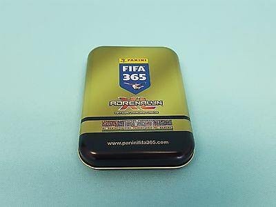 Panini Adrenalyn XL FIFA 365 2017 Mini Tin Box leer