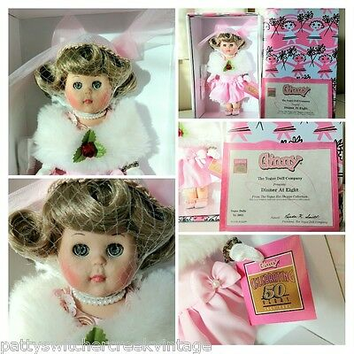 VOGUE Doll Co. GINNY-DINNER AT EIGHT-50YR Anniversary Doll-NRFB