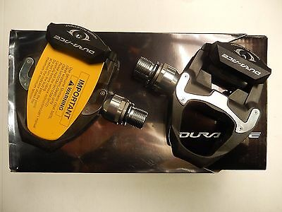 New Shimano Dura Ace PD 9000 Pedals