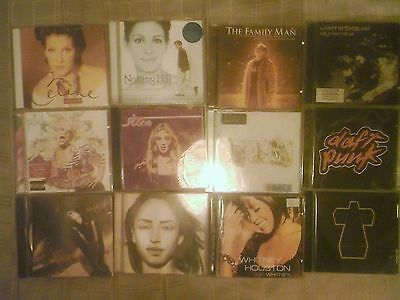 Mixed Cd Collection, Job Lot Of Around 900 Cd's