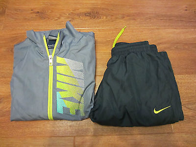 boys nike   tracksuit and size age 10-12