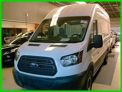 2016 Ford Transit-250  2016 Ford Transit T250 High Roof EXT WB   Only 1K Miles!  Save Thousands!
