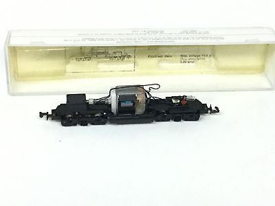 N Gauge Locomotive Chassis/Motor (Part Boxed) (Made in Yugoslavia)