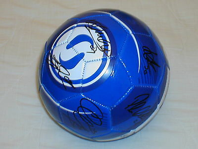 Signed Oldham Athletic Football  2016/2017