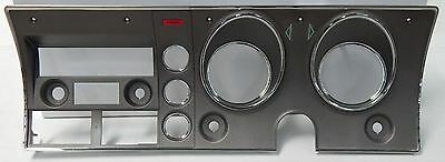 Ford Falcon Fairmont Xw Gt Ho Argent Grey Dash Dashboard Fascia Panel With Clock