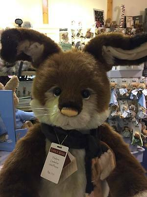 """Charlie Bears Hopkins Rabbit 30"""" Standing! Limited Edition #715"""