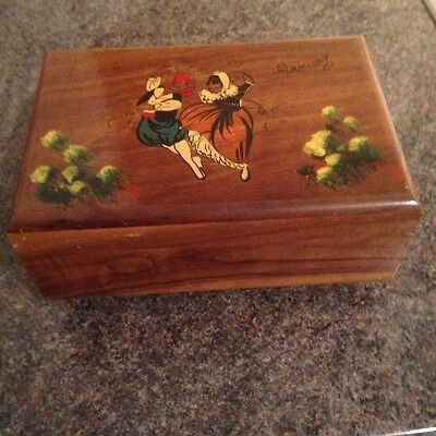 REUGE Swiss musical box