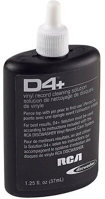 Discwasher 1.25 Oz D4 - Accessories