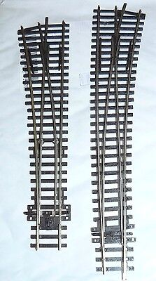 Peco '00' Gauge Left & Right Hand Express Points