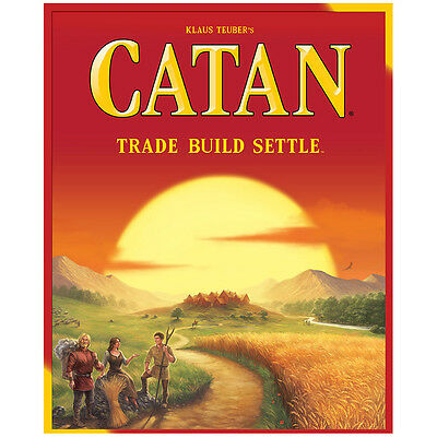 Catan 5th Edition - Mayfair - New Board Game