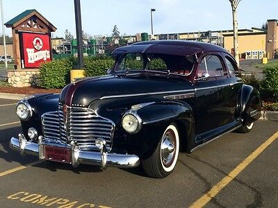 1941 Buick Special Sedanette 1941 Buick Fastback Milid St. Rod 350 350 PS Nice Buick