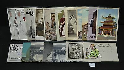 ThriftCHI ~ Post Card Collection Lot - Telephone, Bell, Chinese Exchange (18)