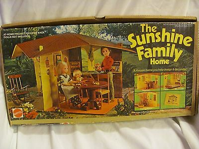 Sunshine Family Home, Craft Store, and Dolls