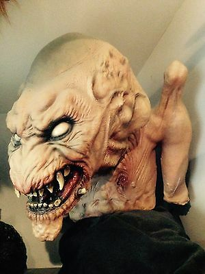 Distortions Unlimited Rare Full Size Pumpkin Head Collectors Bust