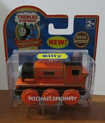 Thomas The Tank & Friends - Wooden Billy 2007 - Yellow Label - Collector Card!!