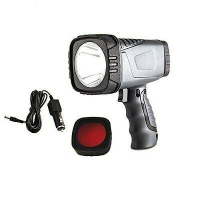 LUXPRO 860 Rugged Spotlight, 350 lm, Grey