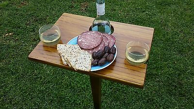 Folding Wine Picnic Table