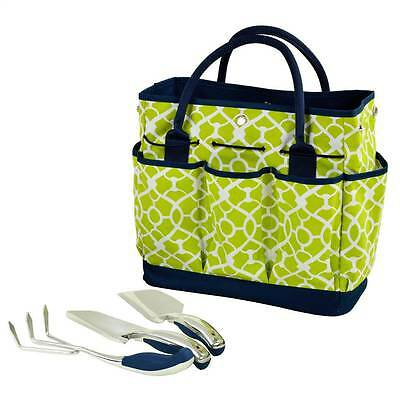 Green Gardening Tote with Tools [ID 2312371]