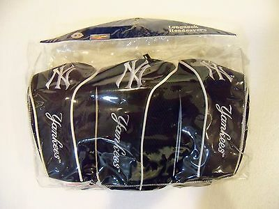 New York Yankees Golf Club Head Covers Set of 3 - Driver, 3, and X NR NICE!!