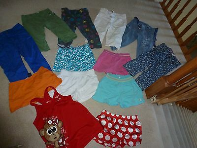 Lot 13 Girl Size 10 Spring Summer Clothes OshKosh Justice Old Navy & More