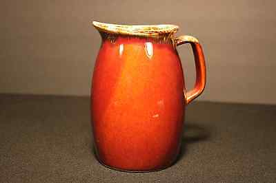Mid Century Modern HULL ART POTTERY OVEN PROOF DRIP PITCHER