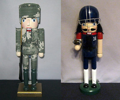 Your Choice Of Wooden Nutcrackers