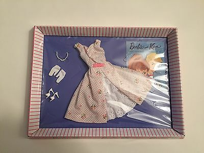 Vintage Barbie Garden Party #931 Reproduction Vintage Outfit Mint In Package