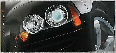 2010 DODGE CHARGER DEALER BROCHURE in EXCELLANT CONDITION