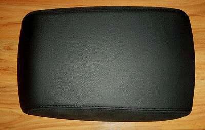 Ford Falcon BA BF XR FPV GT-P leather/suede console lid , great condition