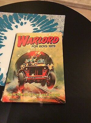 Warlord for Boys 1979
