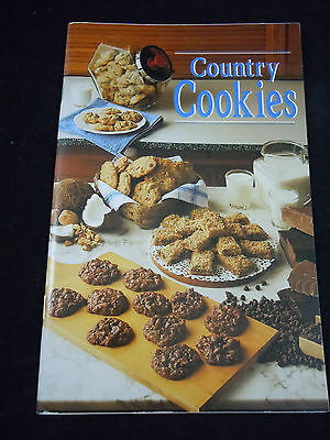Country Cookies Recipe Book