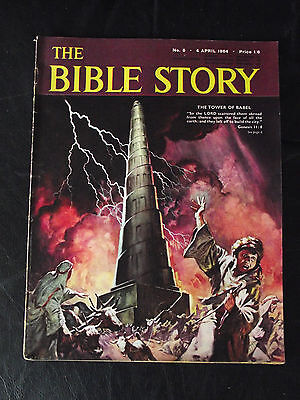 The Bible Story Magazine Issue Number 6 11 April 1964 Fleetway Publications