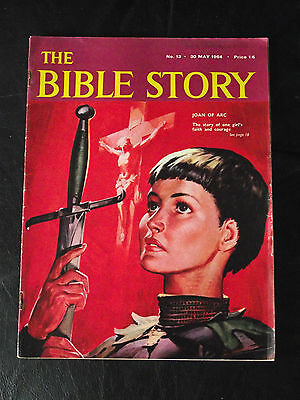 The Bible Story Magazine Issue Number 13 30 May 1964 Fleetway Publications