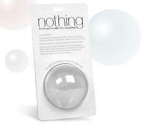 Nothing (For the Person Who Has Everything) - Novelty Gift - Funny