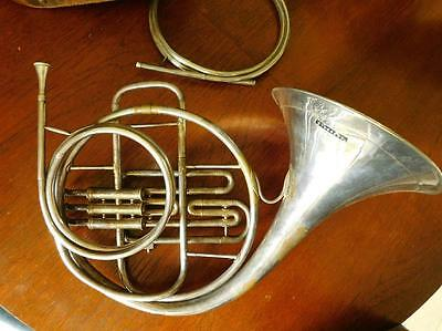 French Horn Besson & Co Class A Prototype with Perinet valves Mellophone