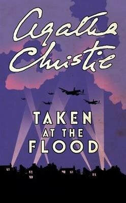 Taken at the Flood by Agatha Christie Paperback Book