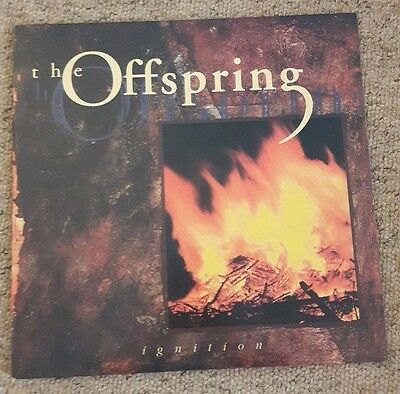 """The Offspring - Ignition LP vinyl record 12"""""""