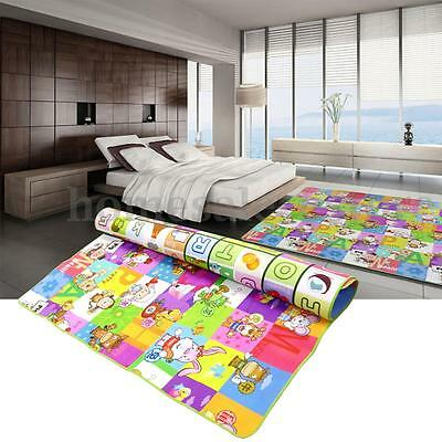 Hot Baby Kids Play Mat Foam Floor Child Activity Soft Toy Crawl Creeping Blanket