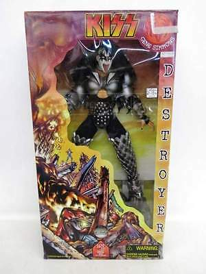 "Kiss Gene Simmons  24"" Destroyer Action Figure  Limited Edition NIB"