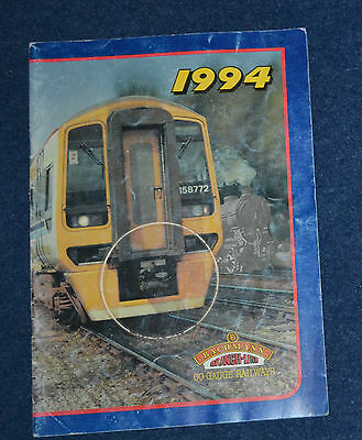Bachmann Branch-Line OO scale Model trains Catalogue 1994