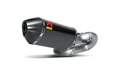 Akrapovic Race Carbon Exhaust End Can Honda CBR1000RR Fireblade 2008-2013