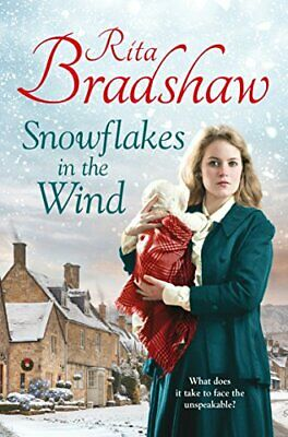Snowflakes in the Wind by Bradshaw, Rita Book The Cheap Fast Free Post